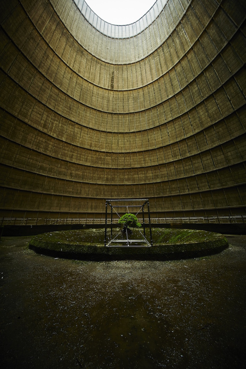 The Abandoned Power Plant