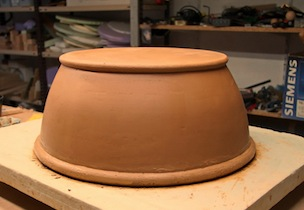 coil of clay