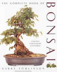 Complete book of bonsai tomlinson