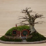 The bag end landscape finished