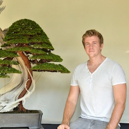 Bjorn Bjorholm, Bonsai teacher