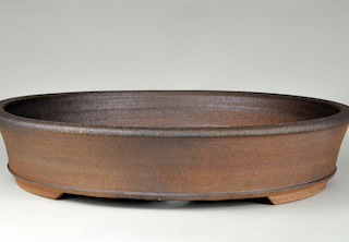 Ron Lang bonsai pot